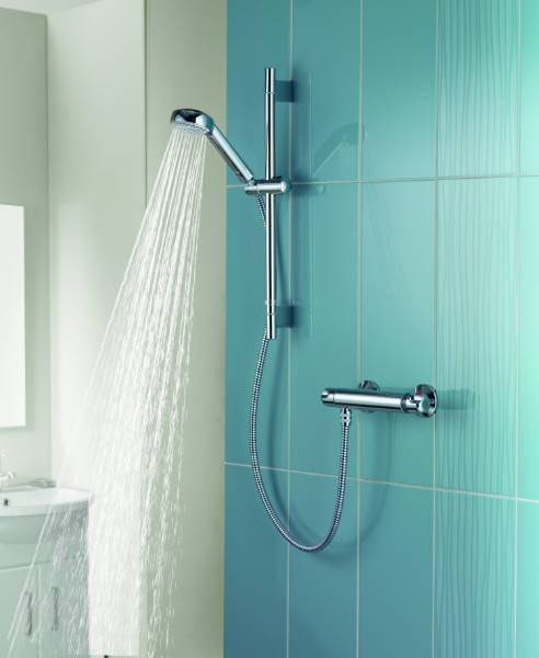 MIDAS 100 - Bar Mixer Shower With Adjustable Head