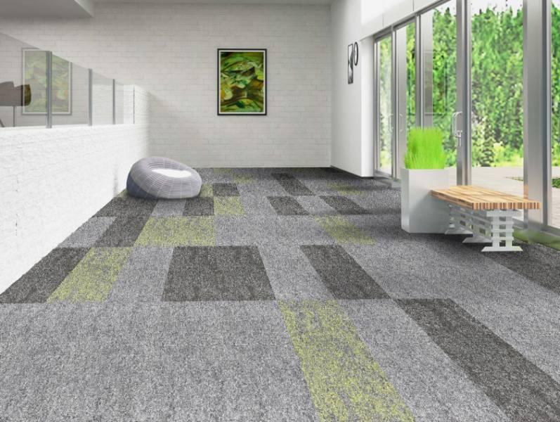 Riven Carpet Tile