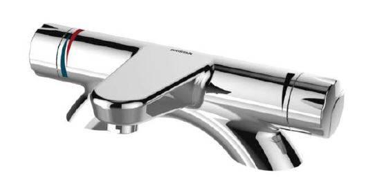 OP THBF DMH C Opac Deck Mount Bath Filler with Chrome Handles