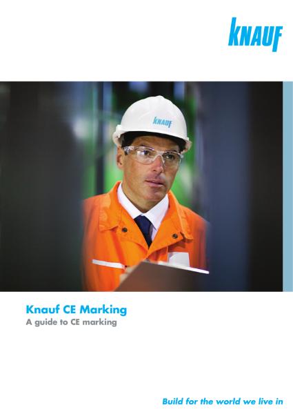 Knauf CE Marking