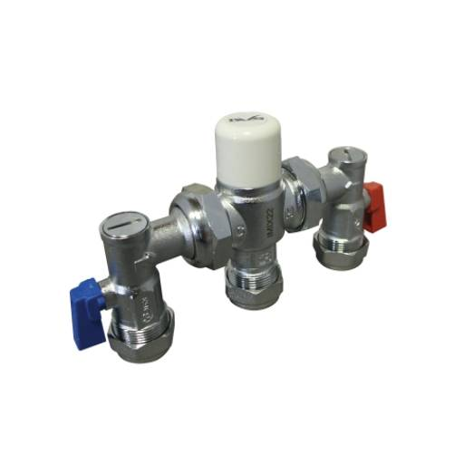 DVS Thermostatic Mixing Valve