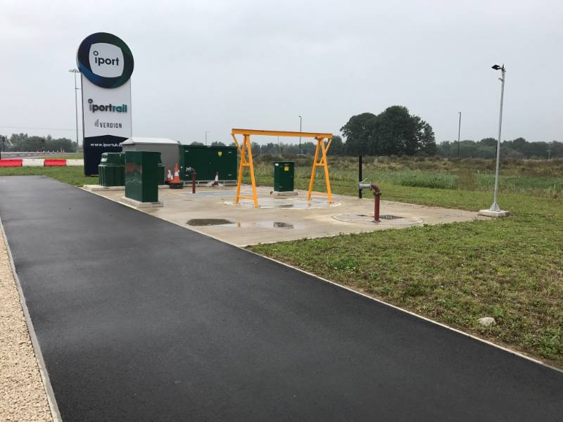 T-T Supply Severn Trent Adoptable Pumping Station to Doncaster Inland Port