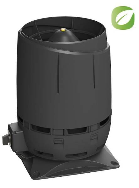 VILPE® ECo125S Flow Roof Fan