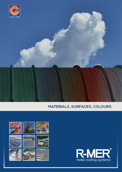 Standing Seam - Materials, Surfaces & Colours