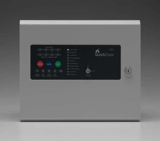 QuickZone - Conventional fire panel