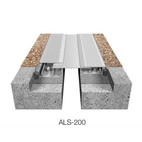 CS Allway® Metal Floor Joint Covers