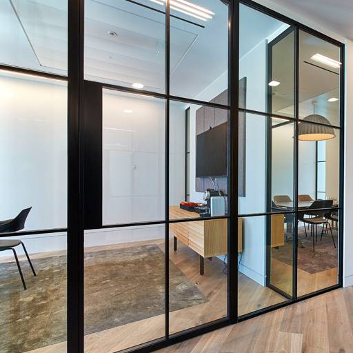 Revolution 54 Shoreditch Double Glazed Partition