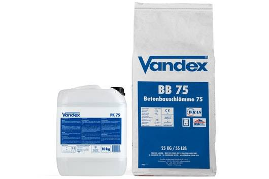 Vandex BB 75 E