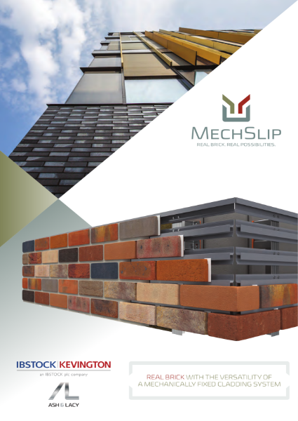 Mechslip Brick Cladding