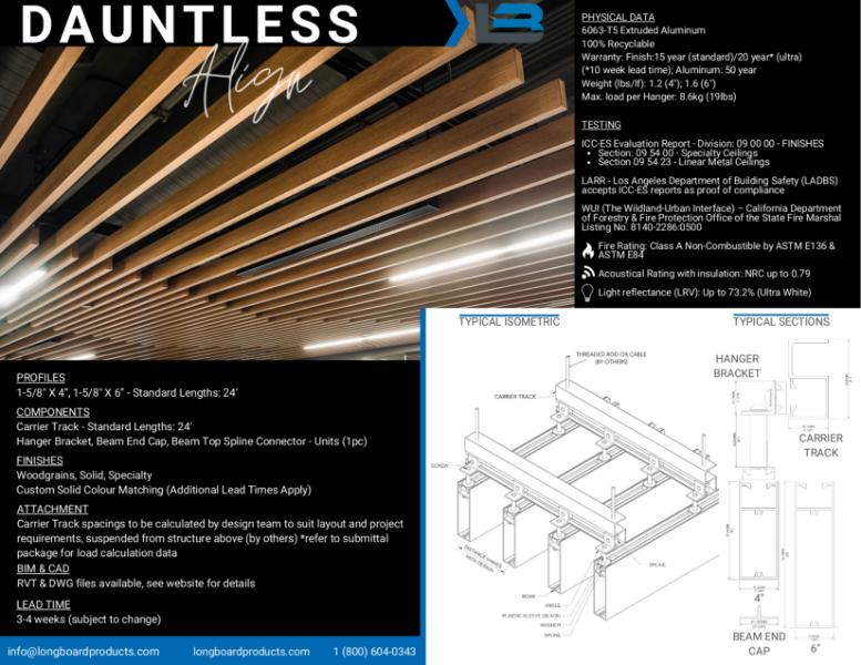 Longboard Dauntless Align