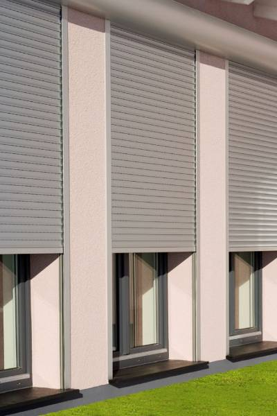 M411 Aluminium Security Shutter