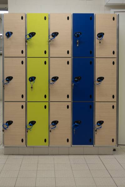 Bunn Leisure Holiday Park Lockers