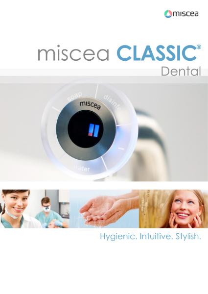 Miscea CLASSIC Dental Brochure