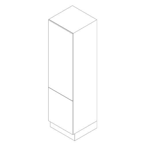 Tall Cabinet, 2 Door