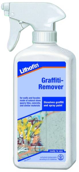 Lithofin Graffiti Remover