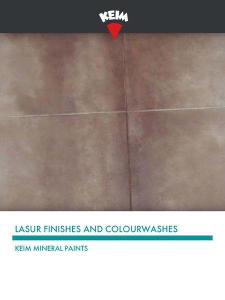 Lasur Finishes & Colourwashes