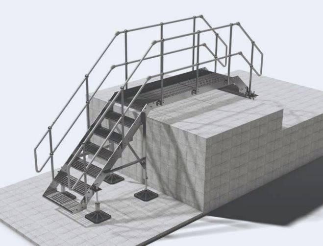 Ascent Step Unit