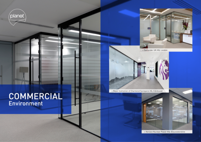 Planet Partitioning Commercial Case Studies