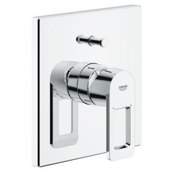 Quadra Single-Lever Shower Mixer Trim