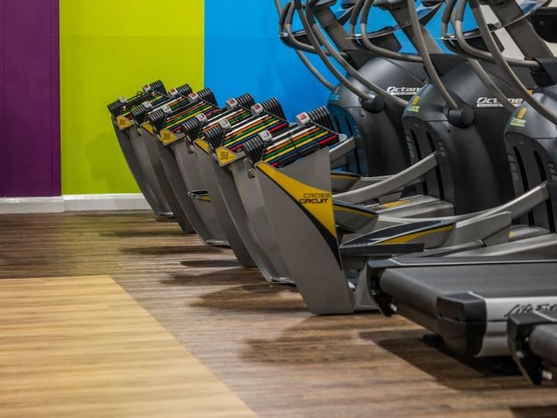 Affinity255 flooring chosen for refurbished Rhondda Sports Centre