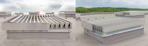 Sertus Roof Louvre Blade - RLB-C