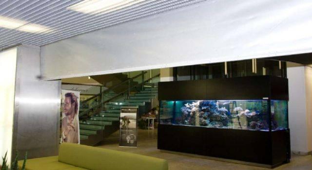 Smokebarrier D120 Curtain