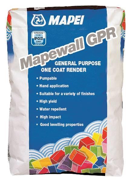 MapeWall GPR