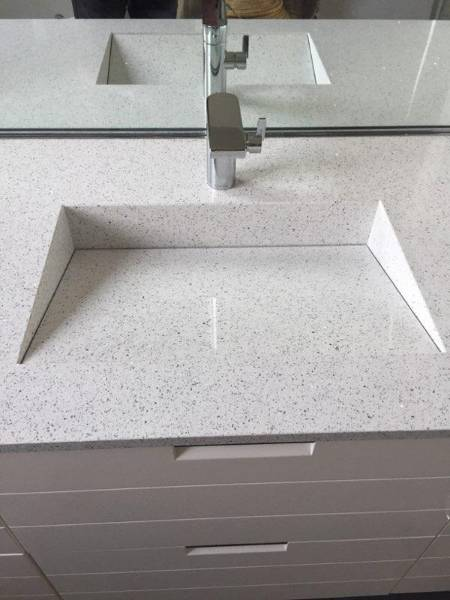 Bathroom Washbasins Armony Silestone®