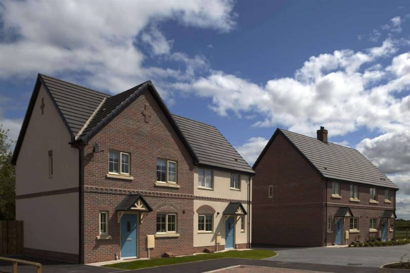 Harrison View - Social housing with a difference