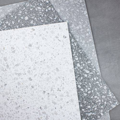 Terrazzo Effect Porcelain - Commercial