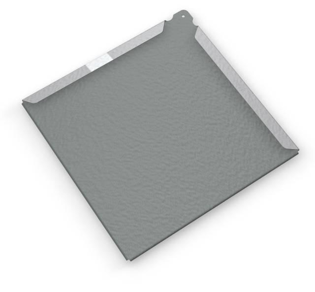 PREFA Rhomboid Facade Tile 20 x 20