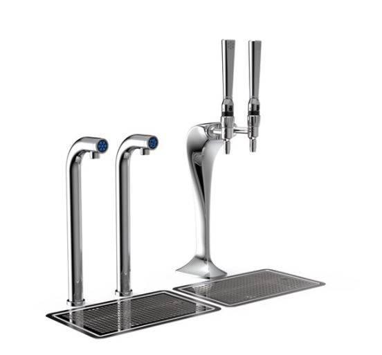 Aqua Bottler Undercounter 60 Multi-Function Water System