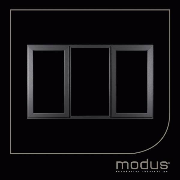 Modus Slim Rebate Casement Windows