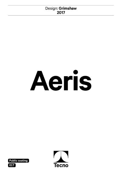 Tecno - Aeris public seating