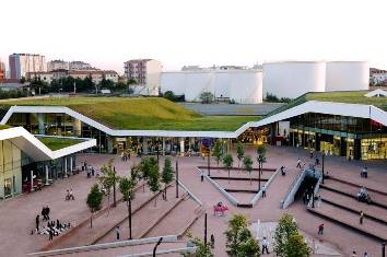 Rhepanol hg FDT played a key role in reshaping the urban landscape at Meydan Shopping Centre