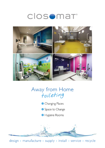 Away from Home Brochure