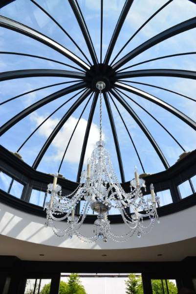 Timber Domed Roof Lantern