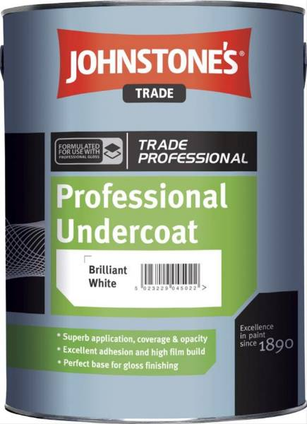 Professional Undercoat (Trade Professional)