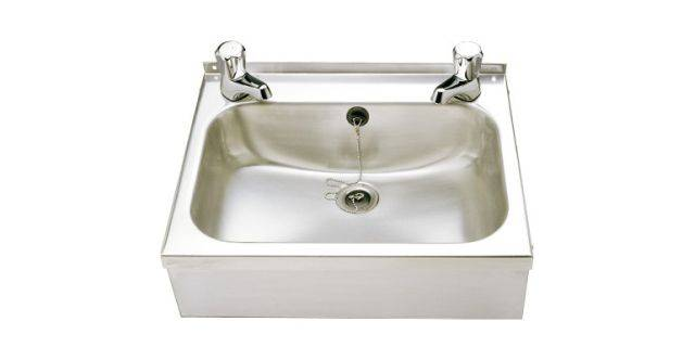 Rectangular Washbasin with Apron