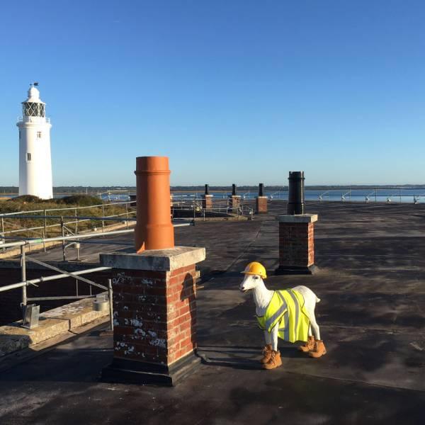Roofing Overhaul To Heritage Building