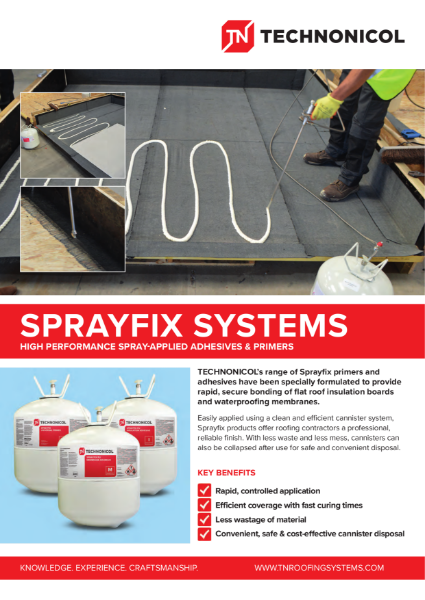 TN SPRAYFIX Systems
