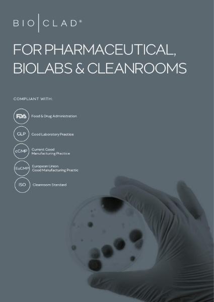 BioLabs - Pharmaceutical Brochure