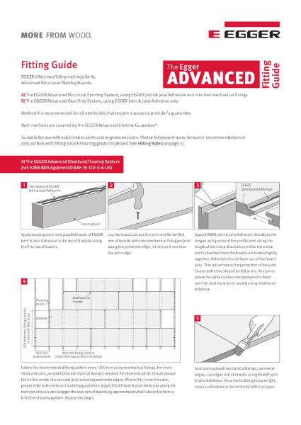 EGGER Advanced Fitting Guide
