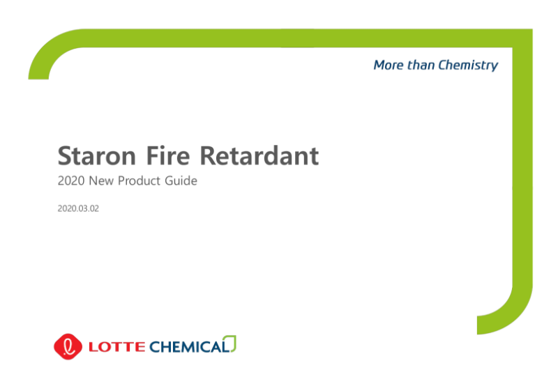 Staron Pharos Product Guide