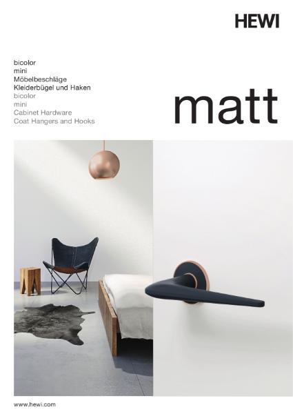 Matt Edition