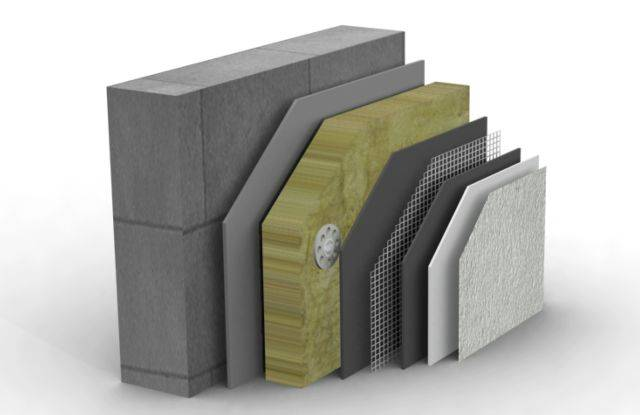 PermaRock High Rise Mineral Fibre External Wall Insulation Systems (HR)