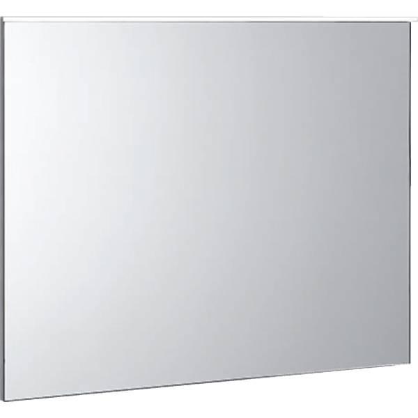 Xeno² illuminated mirror with direct and indirect lighting