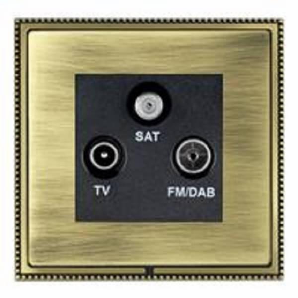 Linea-Perlina CFX - Television Sockets