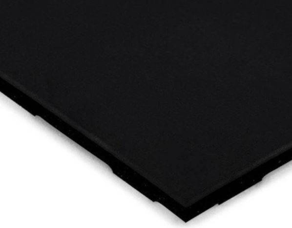 Sprung Konnecta Velvet Black Premium Gym Mat