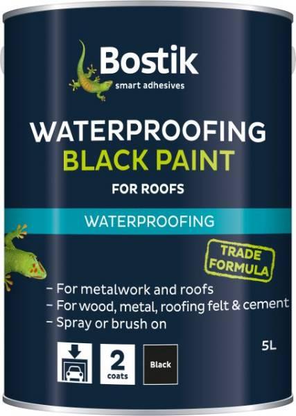 Bituminous Black Paint
